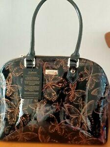 serenade leather handbags