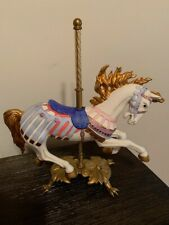 American Carousel by Tobin Fraley Signed and Numbered 8578/9500 Flame Mane