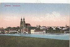 B80660 gnesen totalansicht Gniezno  poland front/back image