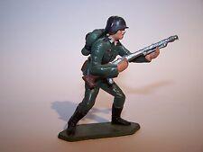 """STARLUX Allemand n°3 fusil mitrailleur série """"Figurines Historiques"""" en TTBE"""