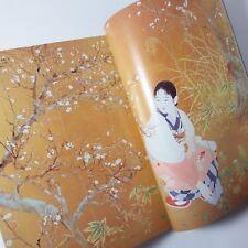 Japanese Paintings of Beautiful Women in Spring, Kaburaki Kiyokata, Ito Shinsui