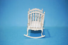 Bespaq Hand Painted Rocking Cradle with Hand Painted Designs