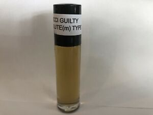 GUCCI GUILTY ABSOLUTE(w) 1/3oz ROLL ON BODY OIL TYPE