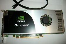 Nvidia Quadro 8800GT EFI 32. Graphics Card for Apple Mac Pro 2,1 1,1 2006 2007