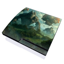 Sony PS3 Slim Console Skin - Invasion by Kerem Beyit - DecalGirl Decal