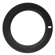 M42 Lens Adapter Ring for Nikon D700 D300 D5000 D90 D80 D70 Black HY