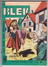 GLI ALBI DEL GRANDE BLEK  n.  354  ed. Dardo  -  ottimo+