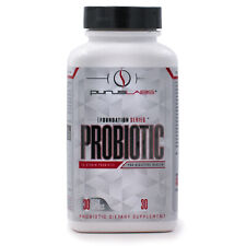 Purus Labs 10 Strain Probiotic (30ct) Digestion and immune support supplement