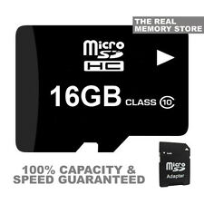 16GB TF Flash Micro SD HC Class10 Memory Card for Dash Cam Car Camera  Black Box