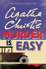 Murder Is Easy: By Agatha Christie