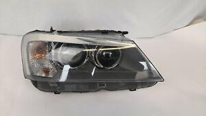 Original BMW X3 F25 Headlight Akl Bi-Xenon Right Headlight 7217298