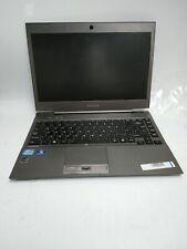 """Toshiba Portege Z830 13.3"""" computadora portátil 2nd Gen Core i5 Repuesto o Reparación L81"""