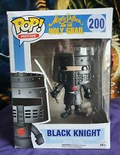 Monty Python And The Holy Grail Black Knight #200 Vaulted Funko Pop Vinyl
