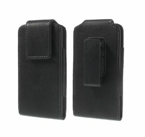 for LG Realm 360 Holster Case with Magnetic Closure and Belt Clip Swivel