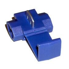 10x Conector  Rapido roba corriente Scotch Lock 1 a 2,5mm.