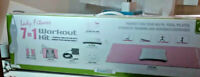 Lady Fitness 7 In 1 Comfort Workout Kit for Nintendo Wii Fit Dreamgear Rare DVG