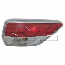 Right Side Replacement Outer Tail Light Assembly For 2014-2017 Toyota Highlander