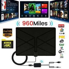 960 Millas Distancia Interior Digital TV Antena HDTV 1080P 4K Amplificador