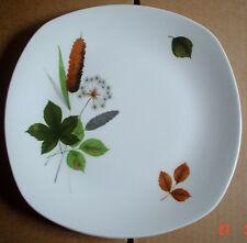 Midwinter Staffordshire RIVERSIDE By JOHN RUSSEL Side Salad Plate Fashion Shape