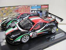 "Carrera Digital 124 Ferrari 458 Italia GT3  ""AF Corse 50"" -23805 NEUWARE mit OVP"