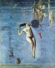 Print - Pleiades by Max Ernst (1920)