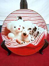 The Hamilton Collection Best Spot Those Delightful Dalmations 1718B Porcelain