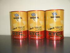 BARDAHL 3 LITRI OLIO MOTORE SINTETICO XTC C60 10W - 40 MB 229.3  RENAULT RN0700