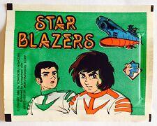 STAR BLAZERS BUSTINA FIGURINE ed.FLASH 1980 RARISSIMA! DA COLLEZIONE