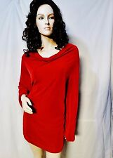 WOMEN'S TOPS/BLOUSES Plus Size 3X JACLYN SMITH ~ RED