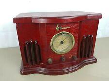 Emerson Vintage Heritage AM/FM/CD Stereo Table Radio, Model NR51RW