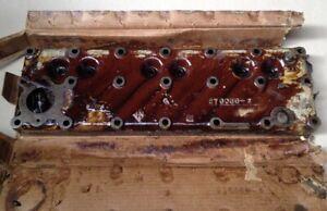 Head cylinder engine T-214 Dodge WC truck NOS