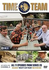 Time Team: Complete Series 20 - New DVD - Tony Robinson