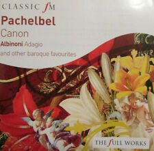 Johann Pachelbel Canon Albinoni Adagio Baroque Favourites Bach Handel Purcell