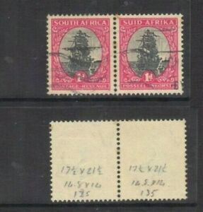 "South Africa 1951 ""Dromedaris"" SG.135."