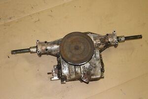 Foote 3864 3865 Rasentraktor Hinterachse Achsgetriebe Differential Aufsitzmäher