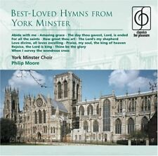 Philip Moore - Best-Loved Hymns from York Minster [CD]