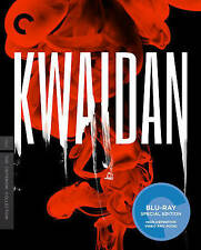 Kwaidan (Blu-ray Disc, 2015, Criterion Collection) Kobayashi Horror Special High