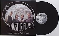 Master Plan - Colossus Of Destiny LP Dictators A. Shernoff Fleshtones NYC Garage