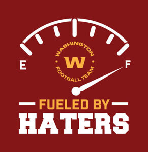 Washington Football Team Fueled By Haters shirt McLaurin Chase Young Allen WFT