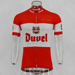 1871 Duvel Beer Cycling Jersey MTB Cycling Jersey Short Sleeve