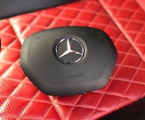 OEM MERCEDES DRIVER AIRBAG W463 W166 G550 G63 GL63 GL550 GL450 ML350 ML550 ML63