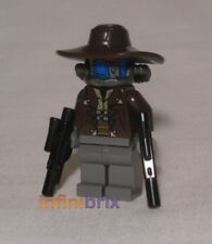 Lego Cad Bane Minifigure from sets 8128 + 8098 Star Wars NEW sw285