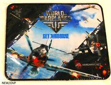 World of Warplanes Razer Mauspad Mousepad Mousemat in OVP  New Wargaming Rare.