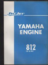 1971 SNO-JET SNOWMOBILE YAMAHA ENGINE 812 ( SS-SL 292 ) PARTS MANUAL (128)