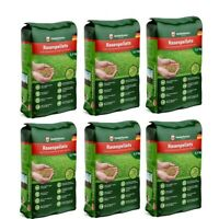 6x Rasenpellets Dürreresistenter Rasen für robusten und widerstandsfähigen Rasen