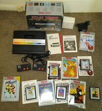 BARELY USED ! ATARI 7800 BUNDLE ! PAL ! TESTED ! READY TO PLAY !