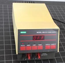 BIO-RAD Model 200 Electrophoresis Power Supply