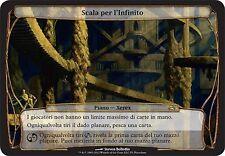 PROMO PLANECHASE PLANE Scala per l'Infinito - Stairs to Infinity MTG MAGIC Ita