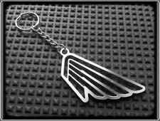 Keyring for HONDA CBR VTR RR GL - Stainless Steel, Hand Made, Chain Loop Key Fob