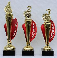 3er-Serie Pokale  inkl. Gravuren